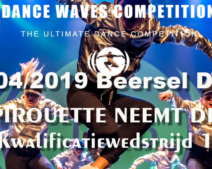 PIROUETTE NEEMT DEEL AAN DANCE WAVES